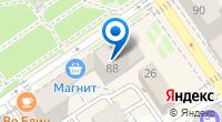 Компания Текстиль для дома на карте