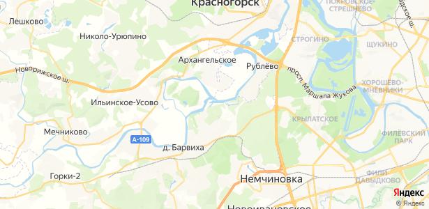 Раздоры на карте