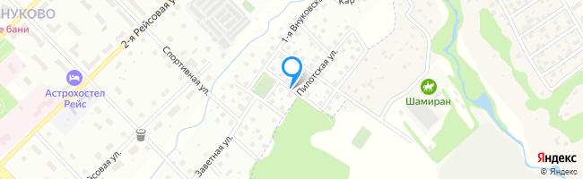 улица Внуковская 3-я