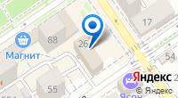 Компания Банк ЗЕНИТ Сочи на карте