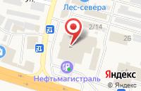 Схема проезда до компании СМ-Тур в Чёрной Грязи