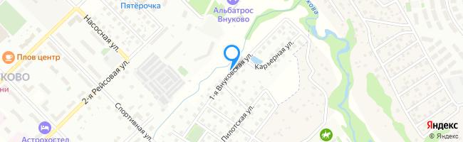 улица Внуковская 1-я