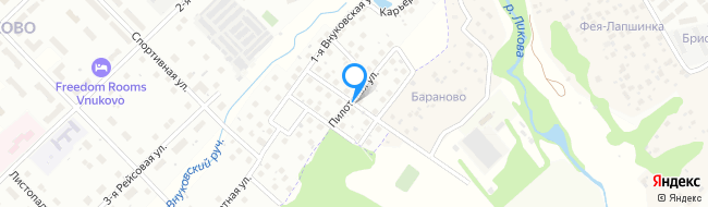 улица Внуковская 4-я