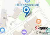Юридический кабинет Кузнецова В.И. на карте