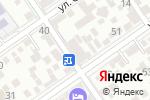 Схема проезда до компании Фабрика натяжных потолков в Анапе