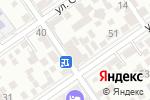 Схема проезда до компании София в Анапе