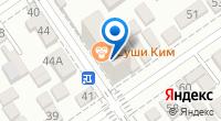 Компания Фабрика натяжных потолков на карте