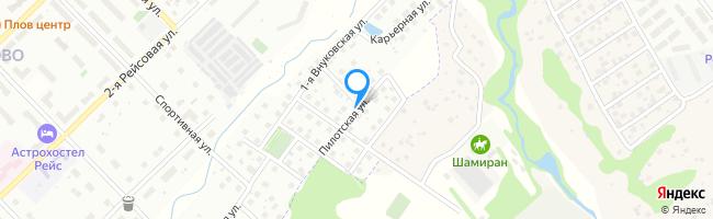 Пилотская улица