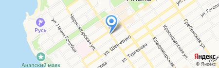 Дом Вина на карте Анапы
