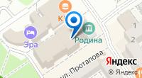 Компания Визави на карте