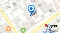 Компания Банк Возрождение на карте