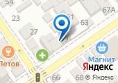 Бизнес-С на карте