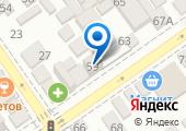 Банк Возрождение, ПАО на карте