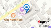 Компания Brodsky Gastronomic & Bar на карте
