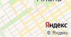 Магазин цветов на карте