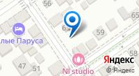Компания Деловой абонемент на карте