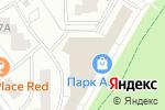 Схема проезда до компании ПЕЧАТИ 5 в Москве