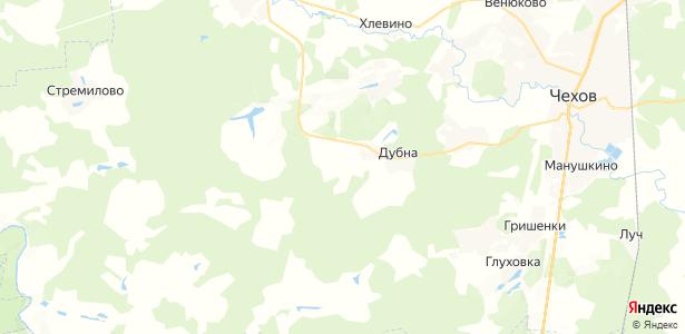 Жальское на карте