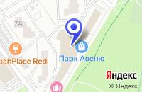 Схема проезда до компании МАГАЗИН СВЕТ И ИНТЕРЬЕР в Москве
