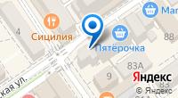 Компания АДАМАС на карте