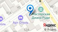 Компания Минимаркет на карте