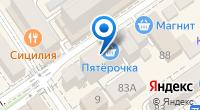 Компания Валентинка на карте