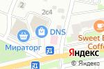 Схема проезда до компании Мои друзья в Москве
