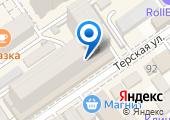 Центральное агентство недвижимости и права на карте