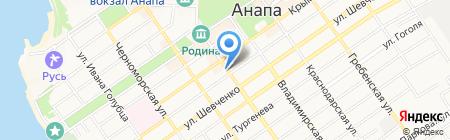 Мечта на карте Анапы