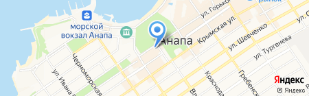 Darsha shop на карте Анапы