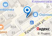 Детско-юношеская библиотека №1 на карте