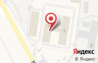 Схема проезда до компании Бир Пекс в Поярково