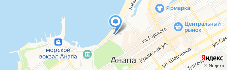 Florance на карте Анапы