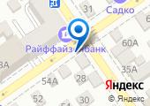 Динской пивоваренный завод на карте