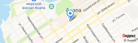 Ляля Shop на карте Анапы