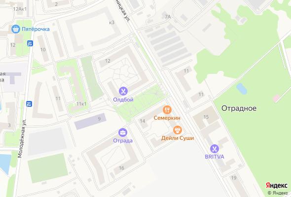 купить квартиру в ЖК Отрада (2 очередь)
