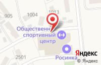 Схема проезда до компании ИПК-Спорт в Ангеловом