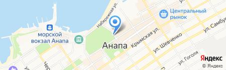 GoodWin на карте Анапы