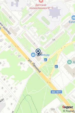 СТРОИТЕЛЬНАЯ КОМПАНИЯ СПС И К на карте Красногорска