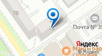 Компания Татьяна, ЖСК на карте
