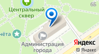 Компания Управление экономики и инвестиций на карте