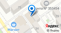 Компания Торгово-сервисный центр на карте