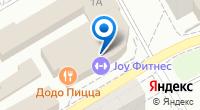 Компания Окнатек на карте