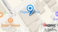 Компания Игроток на карте