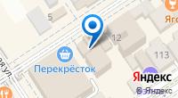 Компания Хит & Хаос на карте