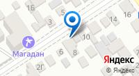 Компания Секонд-хенд на карте