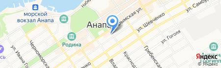 Управление муниципального заказа на карте Анапы
