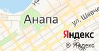 Анапская межрайонная прокуратура на карте
