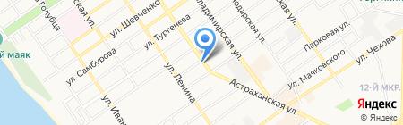 У Славика на карте Анапы