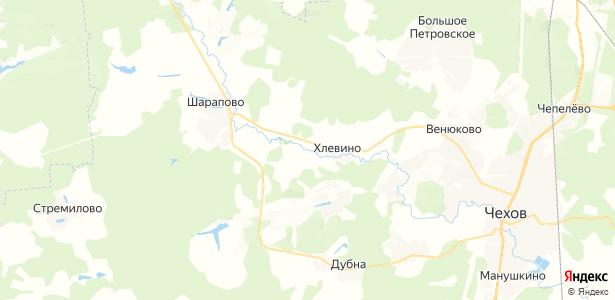 Новгородово на карте